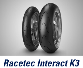 RACETEC INTERACT K3
