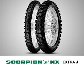 SCORPION MX EXTRA J